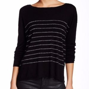 Joie striped crewneck soft sweater